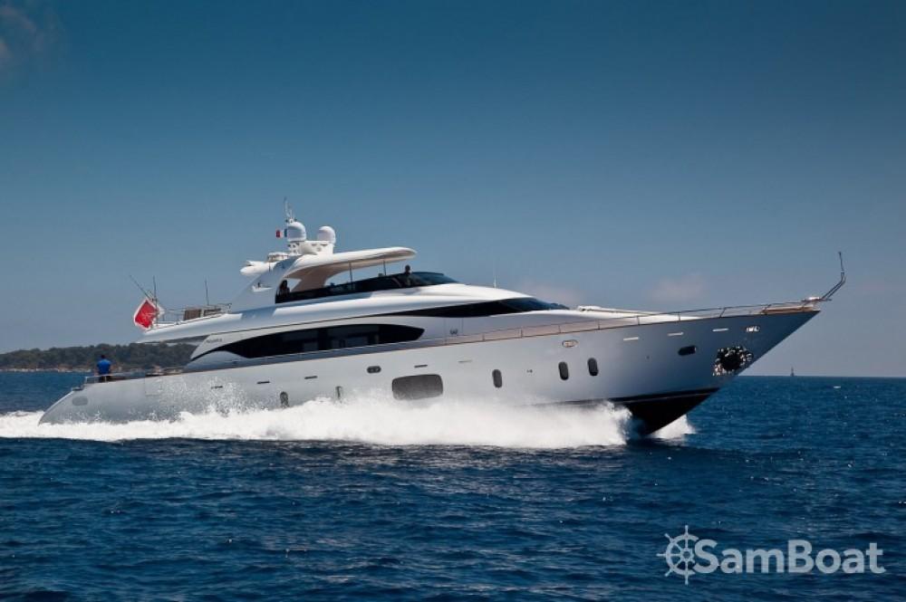 """noleggio Yacht Cannes - Maiora 28.70 metres (94' 2"""")"""