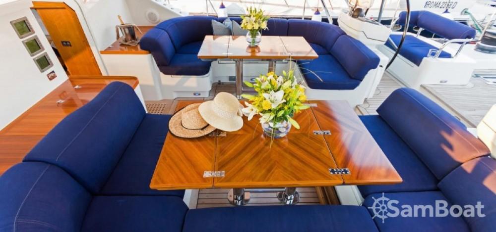 Noleggio Barca a vela con o senza skipper Pendennis Antibes