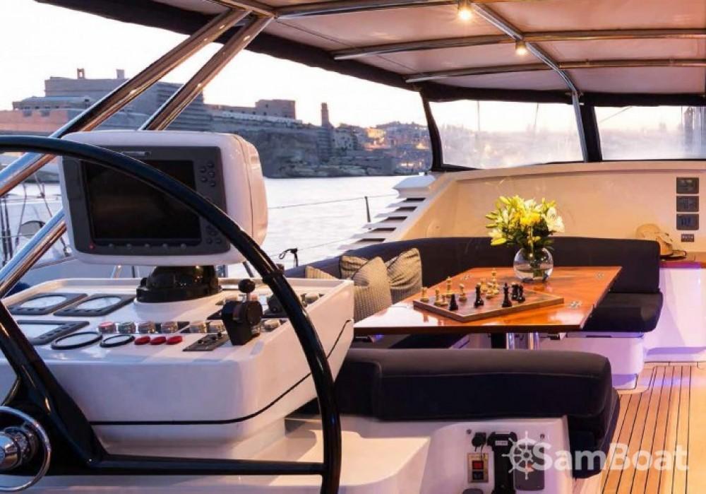 "Noleggio yacht Antibes - Pendennis 29.15 metres (95' 8"") su SamBoat"