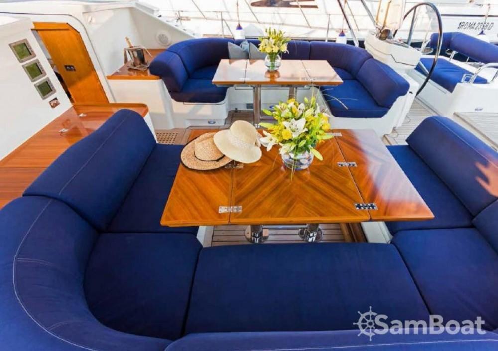 Barca a vela a noleggio Antibes al miglior prezzo