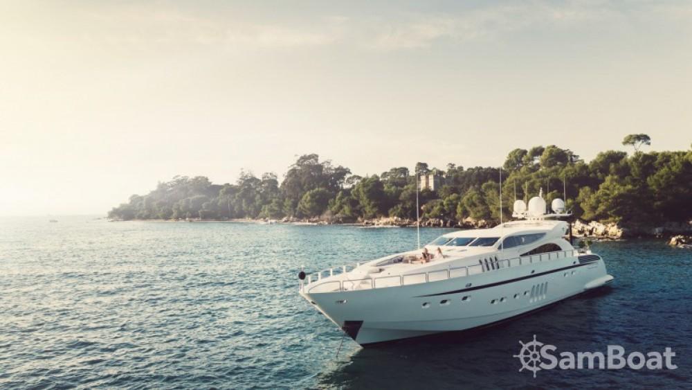 "noleggio Yacht Cannes - Andrea-Bacigalupo 34.11 metres (111' 11"")"
