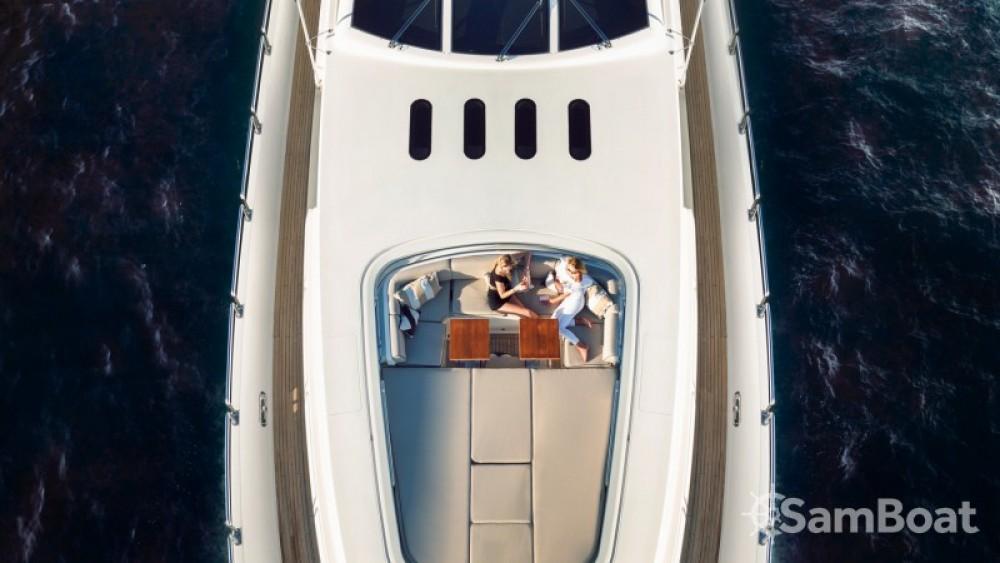 """Noleggio yacht Cannes - Andrea-Bacigalupo 34.11 metres (111' 11"""") su SamBoat"""