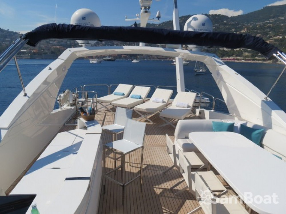 "Princess 29.40 metres (96' 5"") tra personale e professionale Antibes"