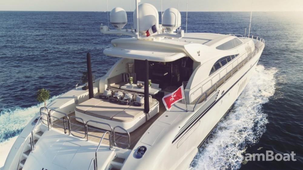 Yacht a noleggio Cannes al miglior prezzo