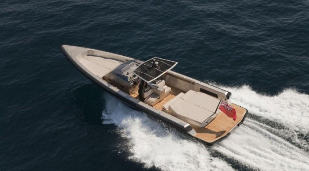 Noleggio Barca a vela German-Frers con una patente
