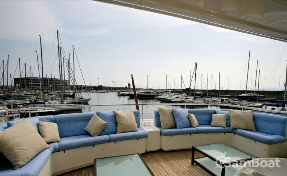 "Zuccon-International-Project 39.60 metres (129' 11"") tra personale e professionale Monaco"