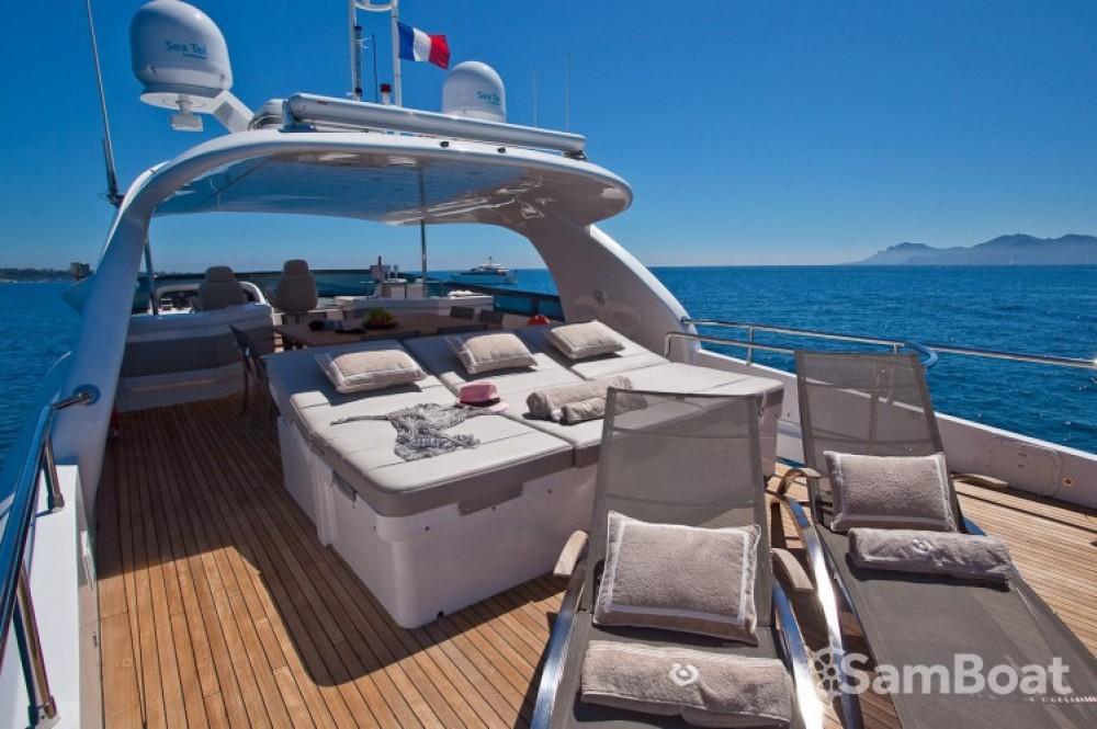 """Noleggio barche Cannes economico 28.70 metres (94' 2"""")"""