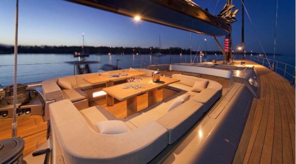 """Noleggio yacht  - German-Frers 30.45 metres (99' 11"""") su SamBoat"""