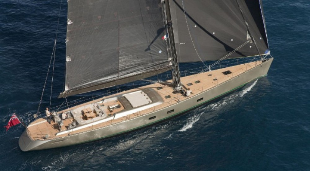 """German-Frers 30.45 metres (99' 11"""") tra personale e professionale"""