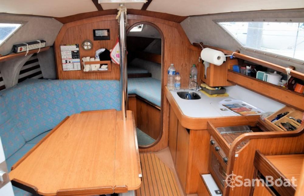 noleggio Barca a vela Pays de la Loire - Gibert Marine Gib Sea 282 Di
