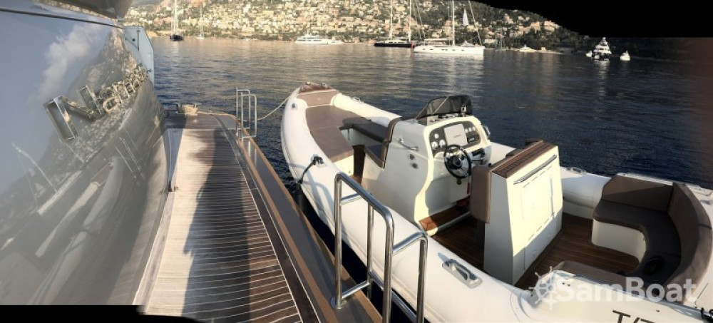 """Tamsen-Yachts 40.00 metres (131' 3"""") tra personale e professionale"""