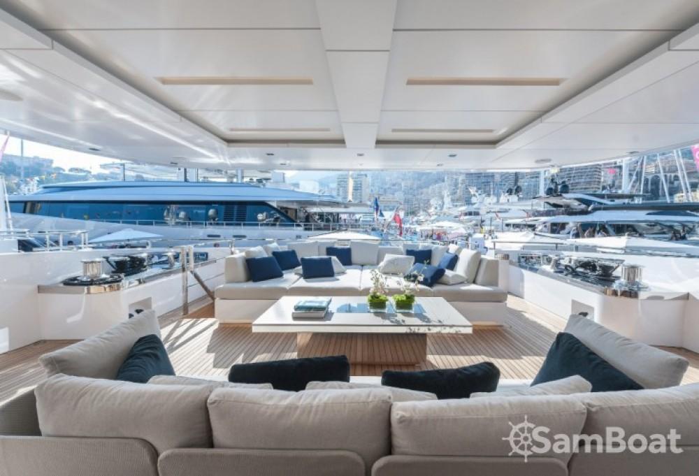 """Noleggio barche Admiral 46.55 metres (152' 9"""") Monaco su Samboat"""