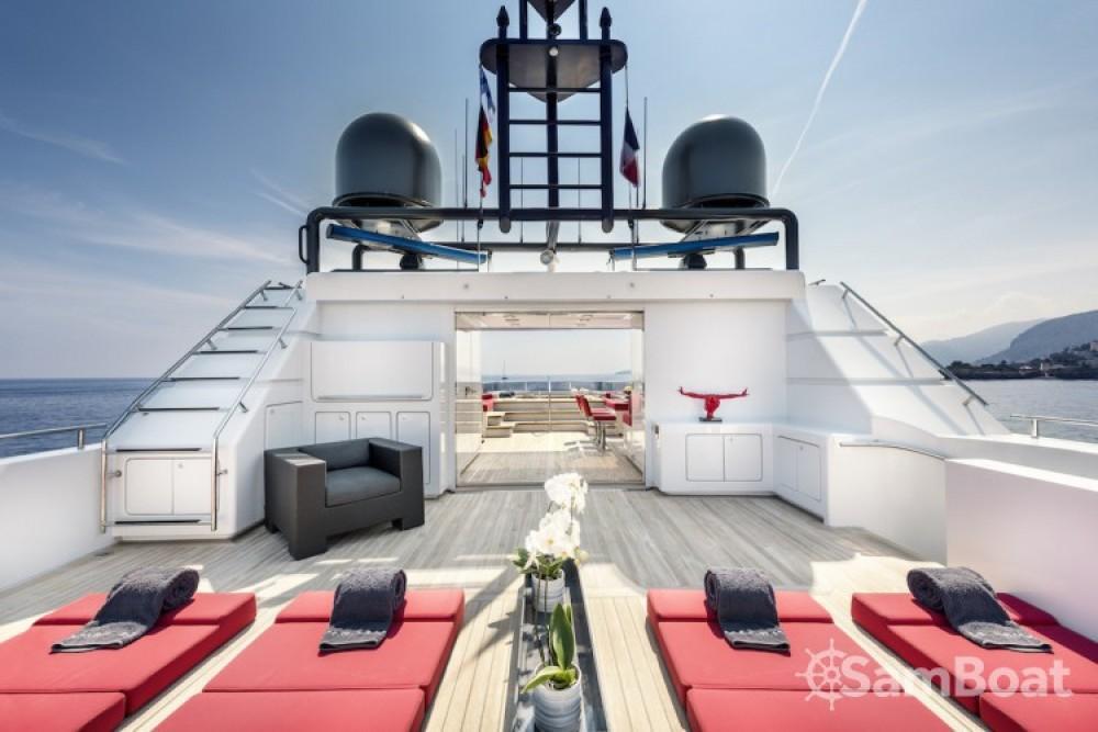 """Noleggio barche  economico 42.90 metres (140' 9"""")"""