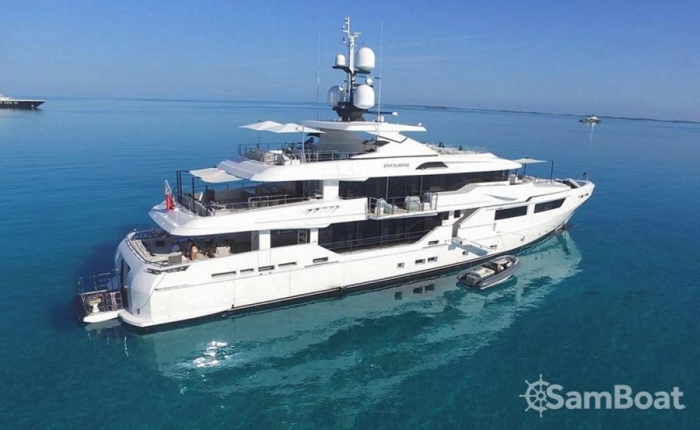 """noleggio Yacht Monaco - Admiral 46.55 metres (152' 9"""")"""