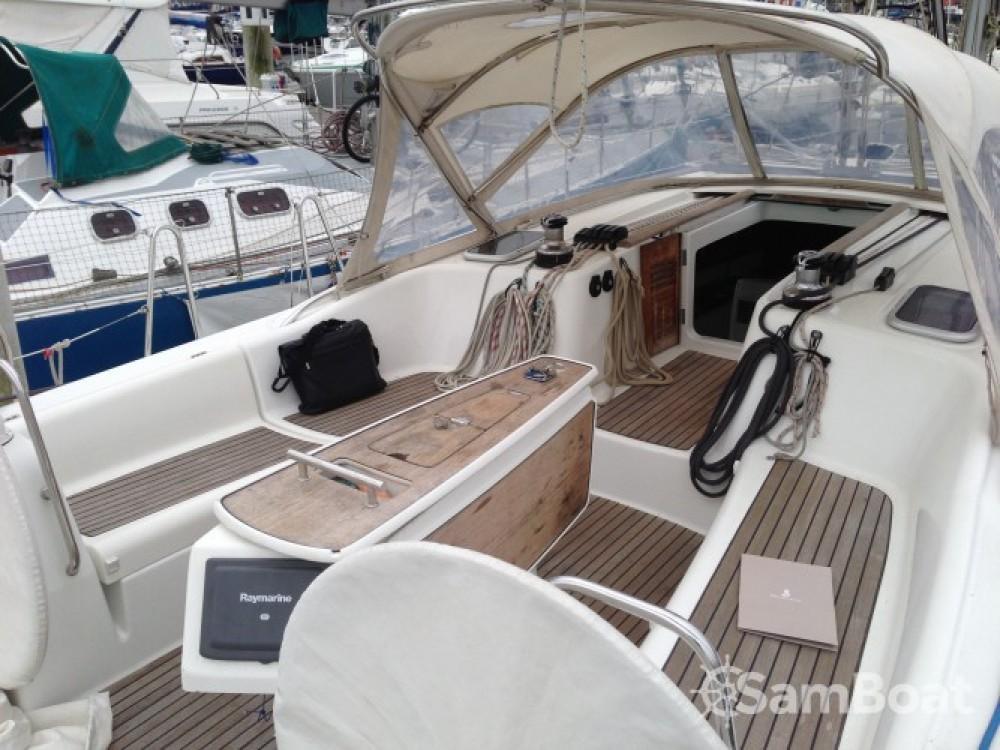 Noleggio Barca a vela con o senza skipper Bénéteau Morlaix