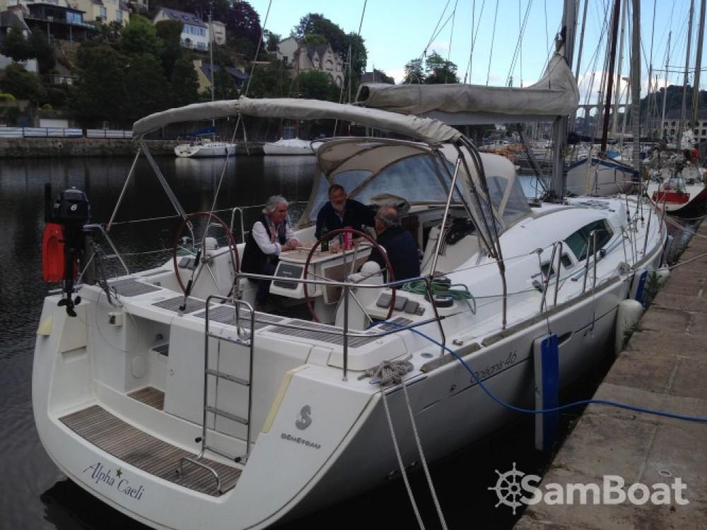 Noleggio yacht Morlaix - Bénéteau Oceanis 46 su SamBoat