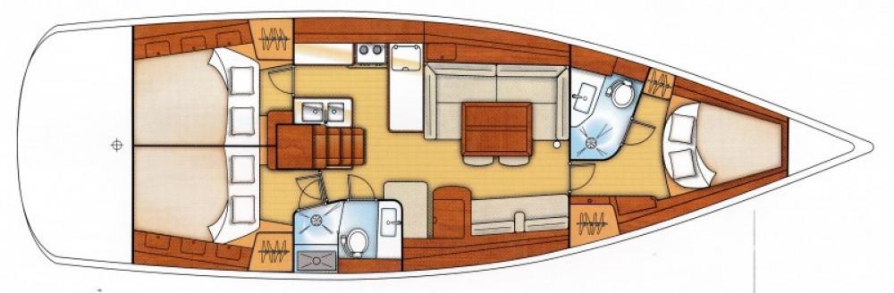 Noleggiare un'Bénéteau Oceanis 46 Morlaix