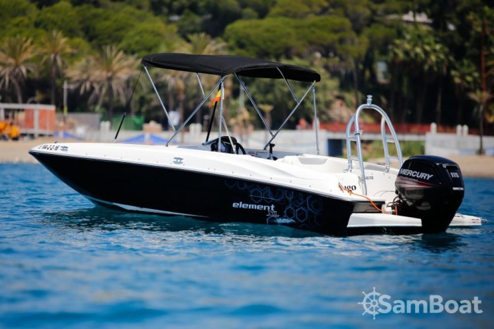 Noleggio barche Bayliner Element Puerto Deportivo de Marbella su Samboat