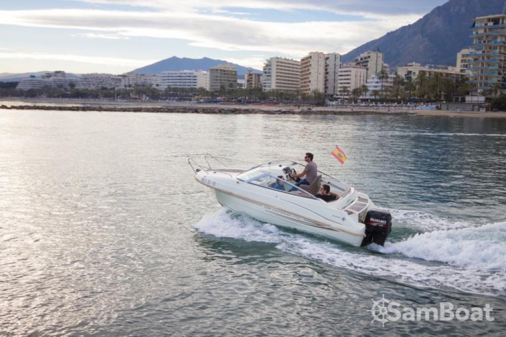 Noleggio yacht Puerto Deportivo de Marbella - Jeanneau Cap Camarat 5.5 DC su SamBoat