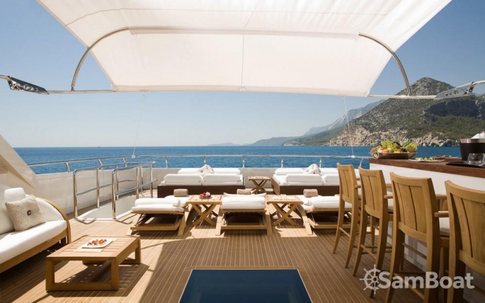 Yacht a noleggio  al miglior prezzo