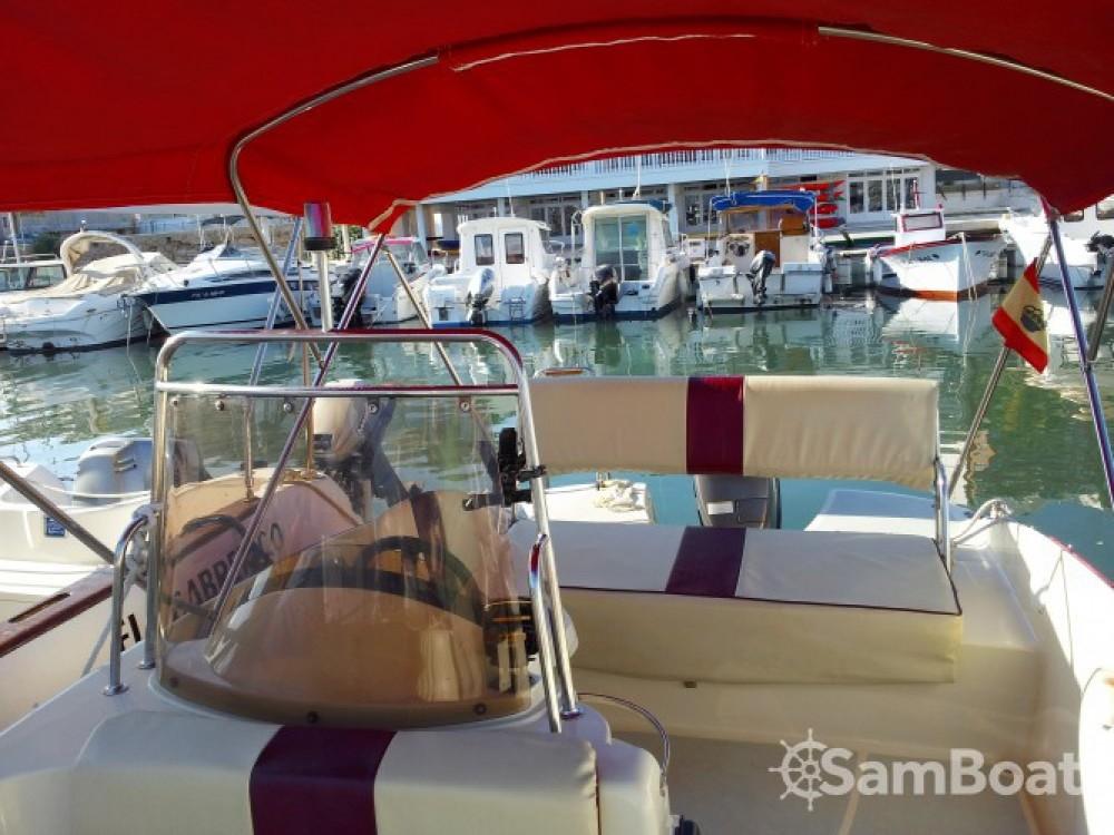 Noleggio barche Sessa Marine SENSACION VIVA 600 Real Club Náutico su Samboat