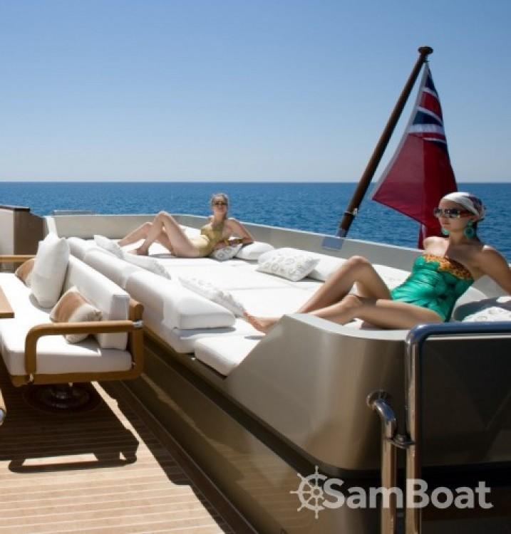 """noleggio Yacht  - Tamsen-Yachts 40.00 metres (131' 3"""")"""