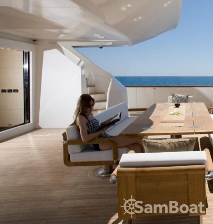 """Noleggiare un'Tamsen-Yachts 40.00 metres (131' 3"""")"""