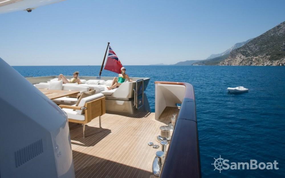 Noleggio Yacht Tamsen-Yachts con una patente