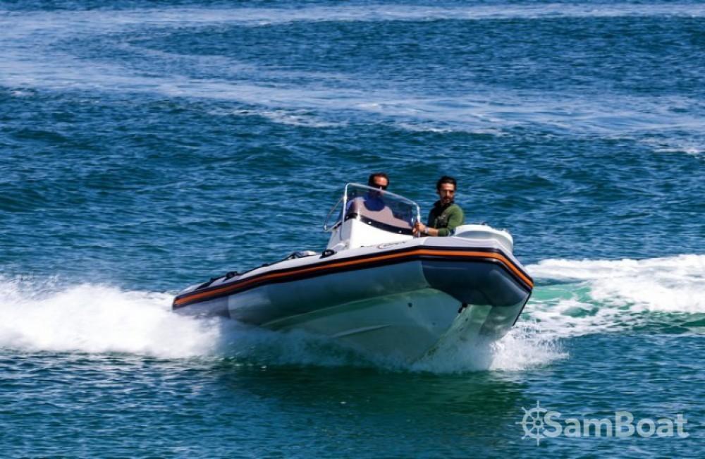 Noleggio barche Zodiac Pro Open 550 Le Croisic su Samboat