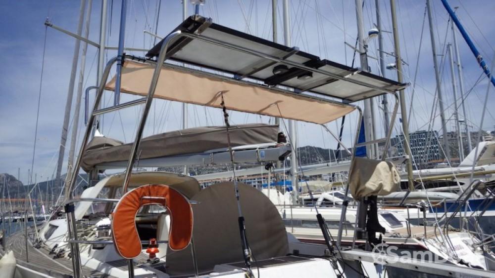 noleggio Barca a vela Tolone - Wauquiez Centurion 45 S