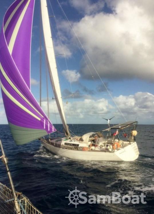 Noleggio Barca a vela Wauquiez con una patente