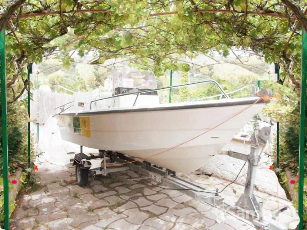 Noleggio Barca a motore con o senza skipper Fiart Scalea