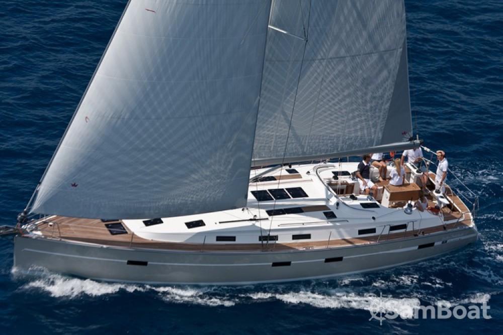 noleggio Barca a vela Jezera - Bavaria Cruiser 50