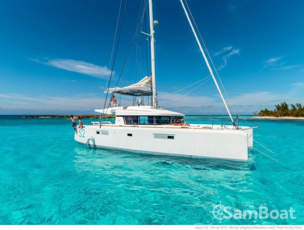 Noleggio yacht Seget Donji - Lagoon Lagoon 52 su SamBoat