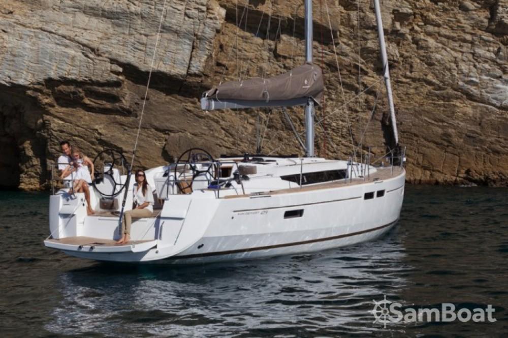 Barca a vela a noleggio Peloponneso al miglior prezzo