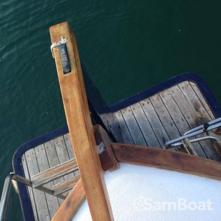 Noleggio barche Ciutadella economico Capeador 36