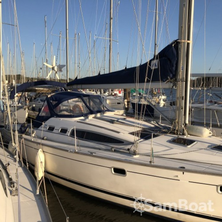 noleggio Barca a vela Port-Haliguen - Kirie Feeling 39 DI