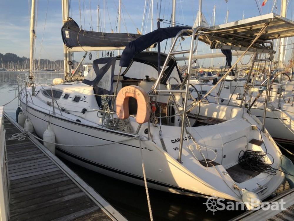 Barca a vela a noleggio Port-Haliguen al miglior prezzo