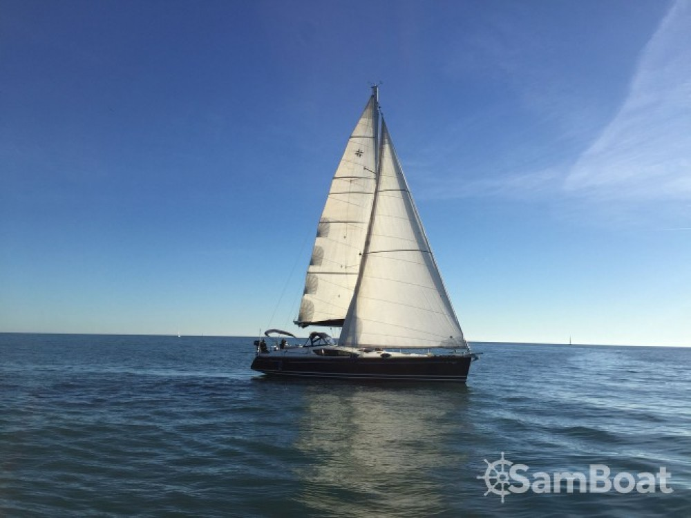 noleggio Barca a vela Le Grau-du-Roi - Jeanneau Sun Odyssey 50 DS