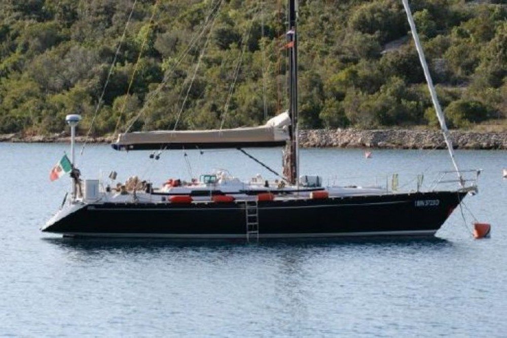 Baltic Yachts Baltic 43 tra personale e professionale Monfalcone