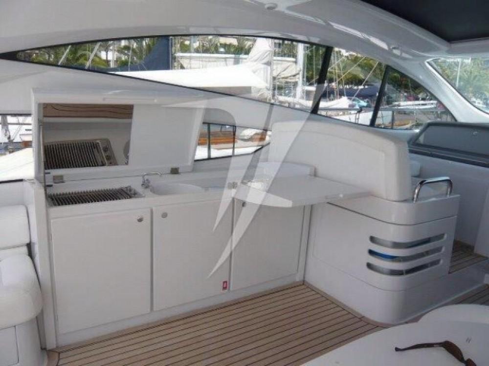 noleggio Yacht Castellammare - Pershing Pershing 56