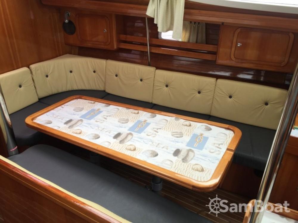 Noleggio barche Quiberon economico Feeling 39 DI
