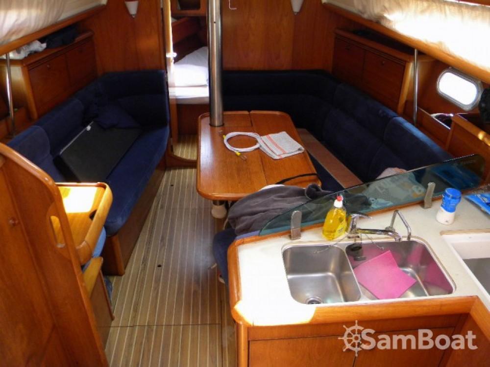 noleggio Barca a vela Pointe-à-Pitre - Jeanneau Sun Odyssey 35