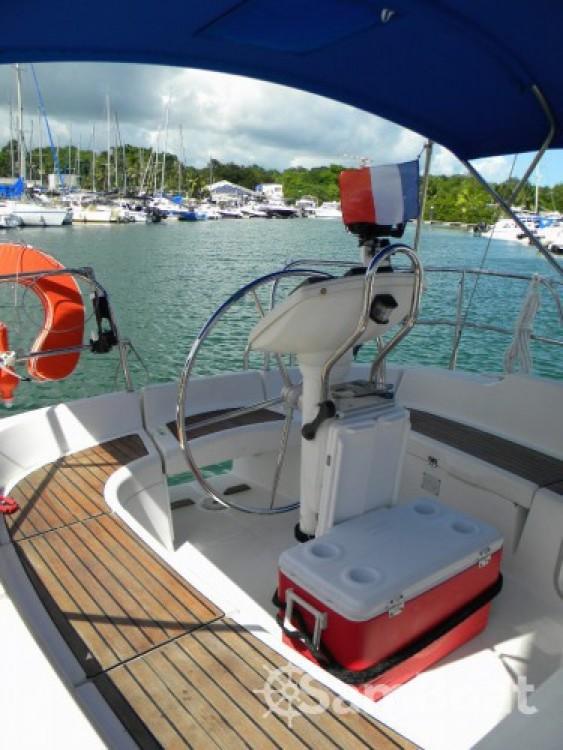Noleggio barche Pointe-à-Pitre economico Sun Odyssey 35