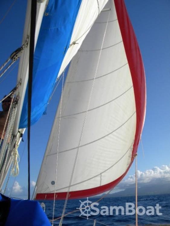Noleggiare un'Jeanneau Sun Odyssey 35 Pointe-à-Pitre