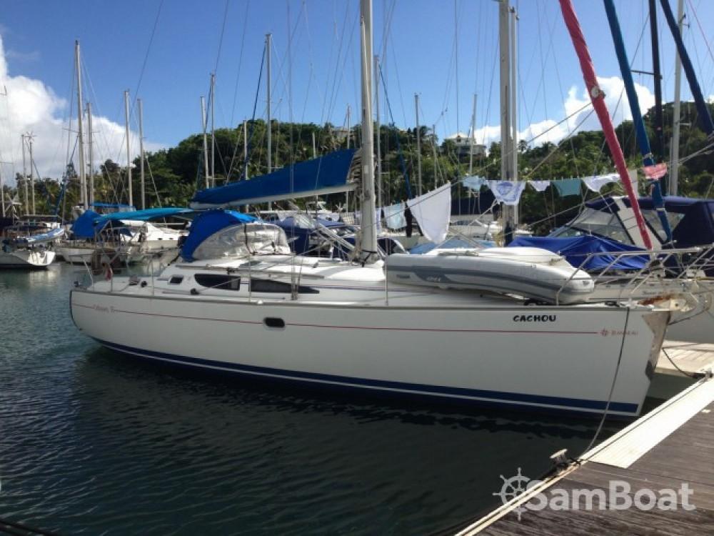 Barca a vela a noleggio Pointe-à-Pitre al miglior prezzo