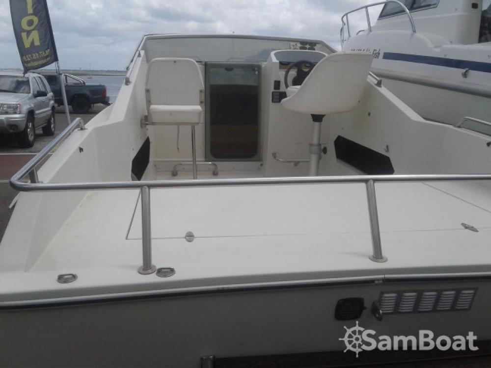 Noleggio Barca a motore Arcoa con una patente