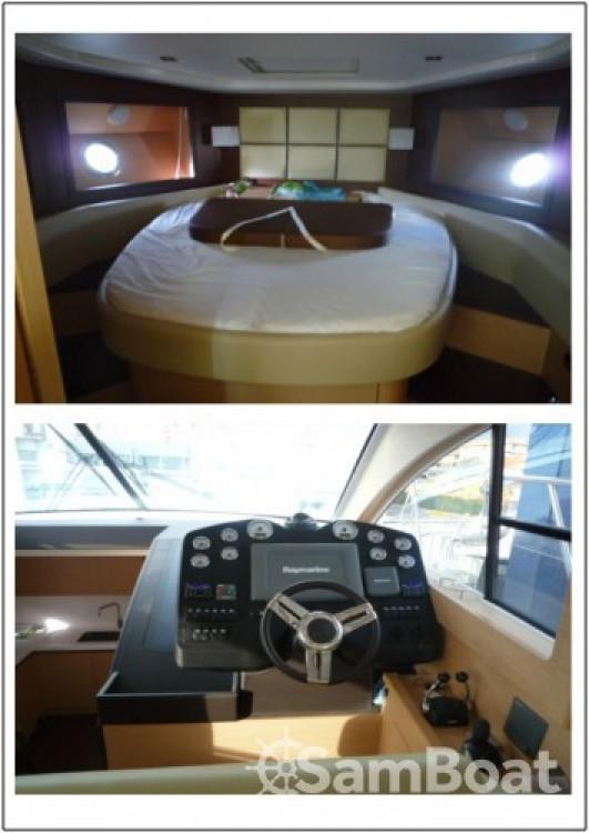 Noleggio barche Ajaccio economico Monte Carlo 47 Fly