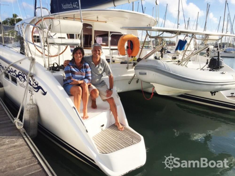 Noleggio barche Nautitech Nautitech 442 Martinica su Samboat