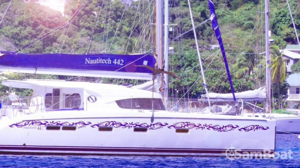 Nautitech Nautitech 442 tra personale e professionale Martinica